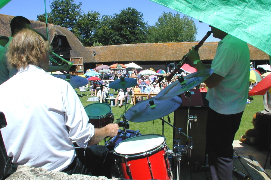2000 18th June Jazz on a Summer's Day