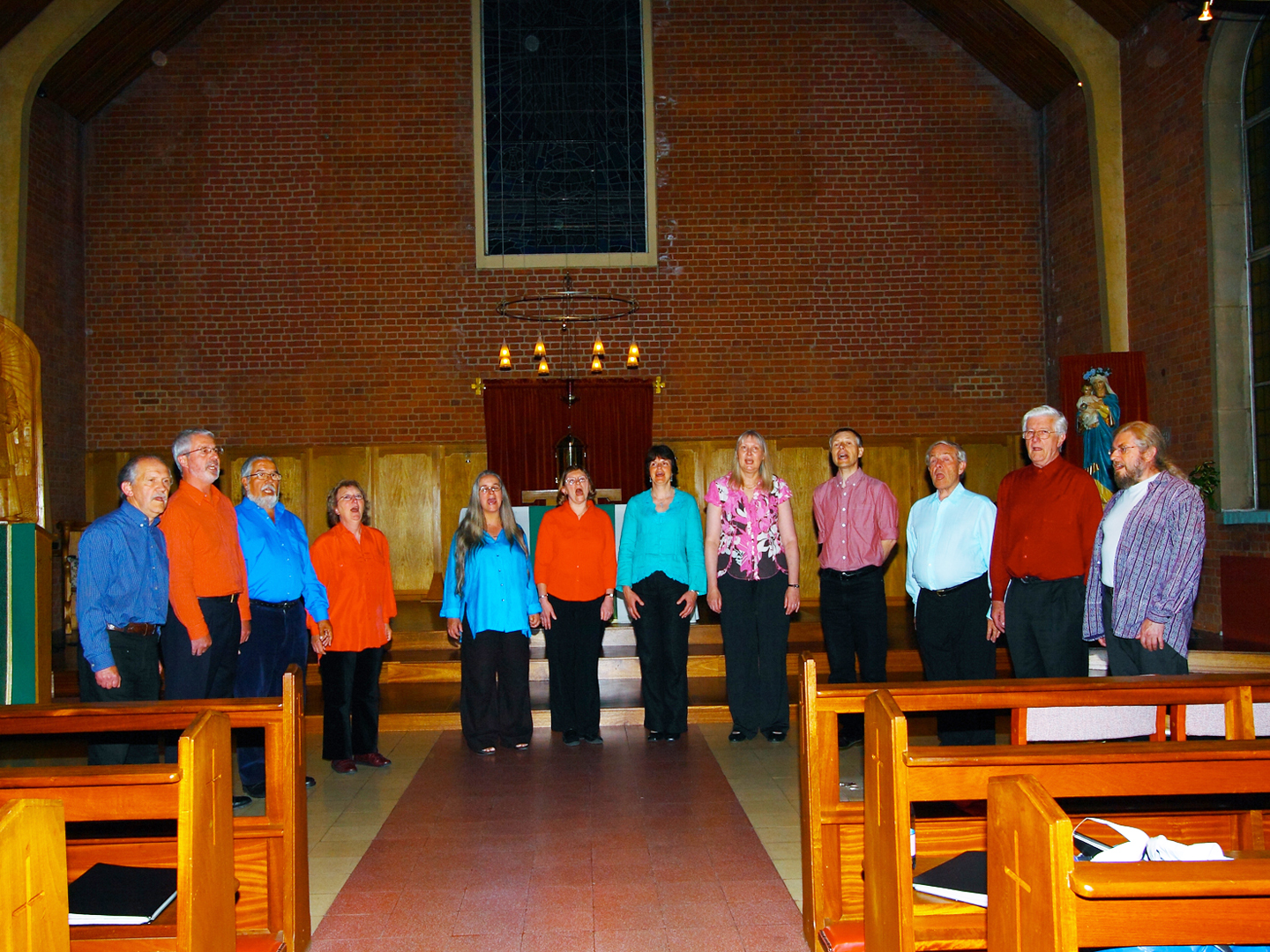 2008 15th June Christminster Singers