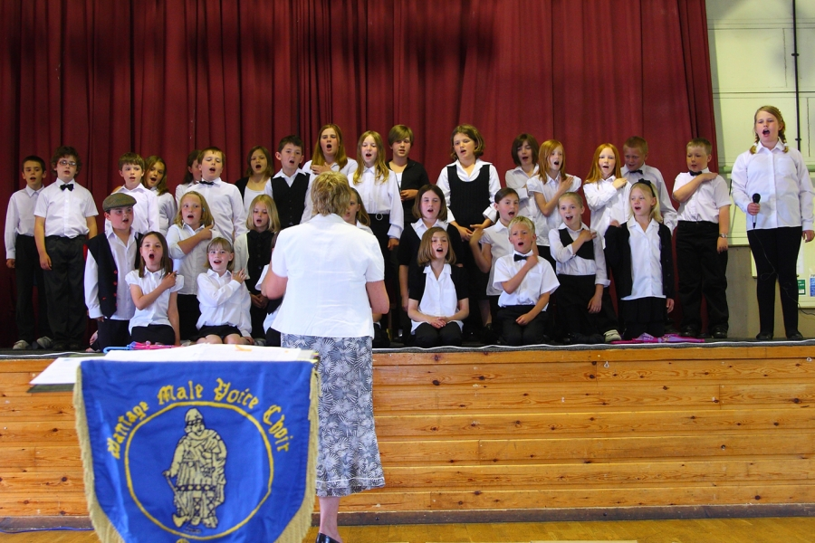 2009 13th June Stockham School