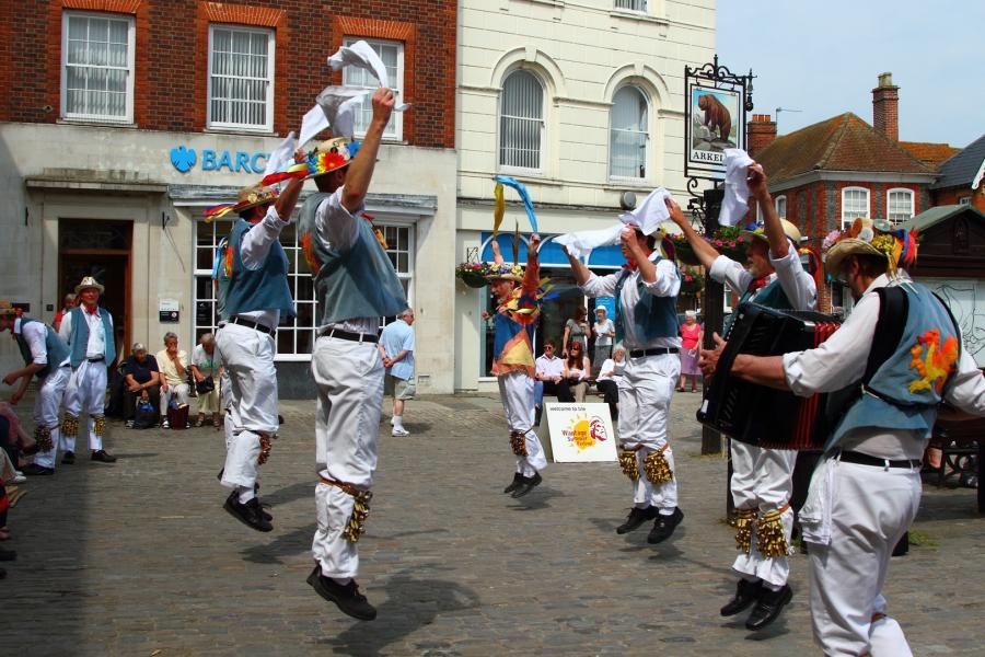 2010 5th June Flying Morris Men