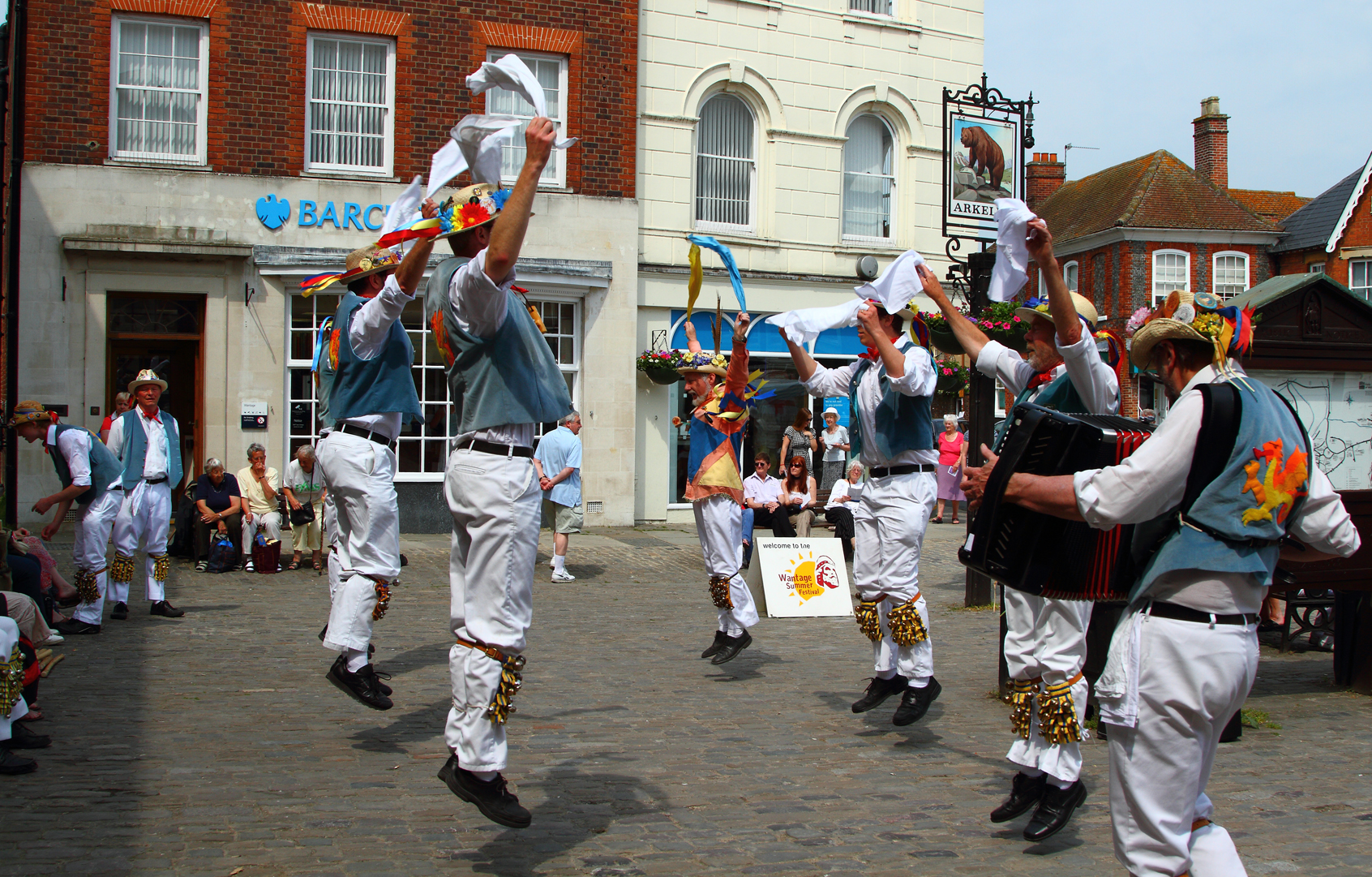 2010 5th June Flying Morris Men
