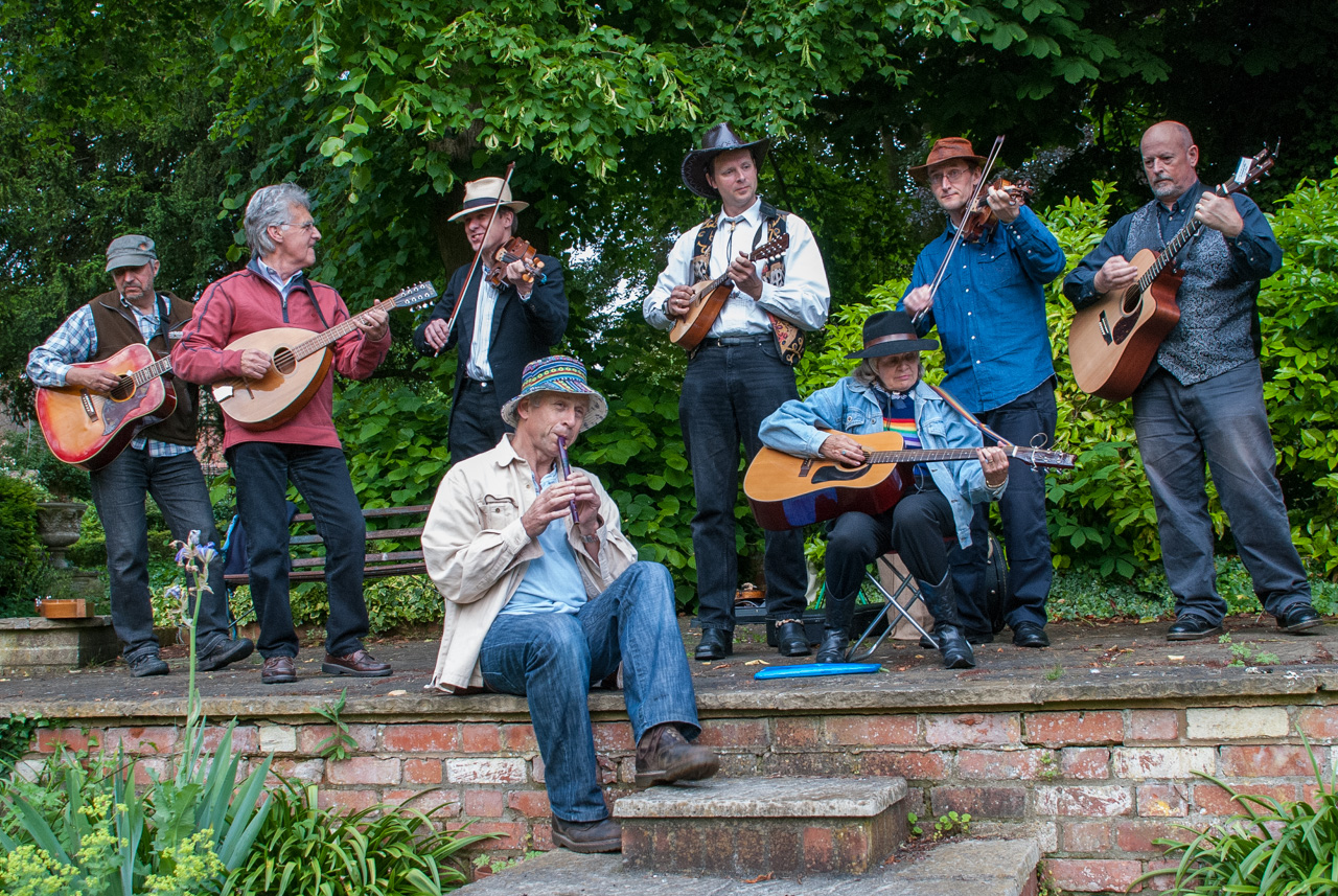 Shady Grove String Band