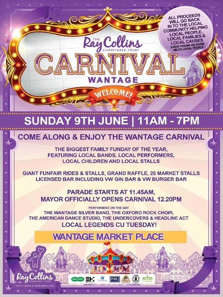 Wantage Carnival